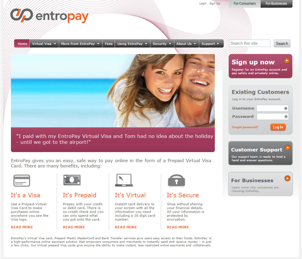 Is Entropay Safe