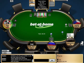 Bet at Home Poker Download