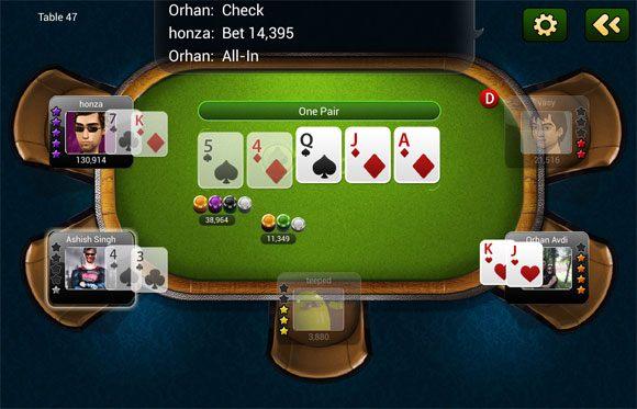 Online Poker Play Money