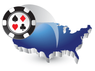 Brick and Mortar Poker Rooms USA