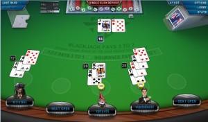 Full Tilt Blackjack