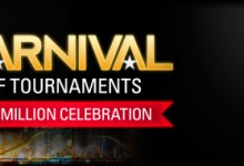 PokerStars Carnival of Tournaments Offers $2M Prizepool
