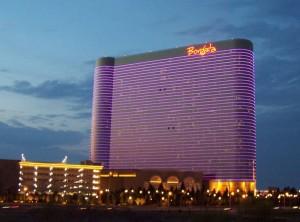 Borgata, Atlantic City, New Jersey online revenues