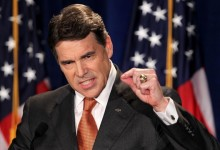 Texas Governor Rick Perry Authors Anti-Online Gaming Article