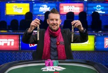 WSOP Wrap Up: Danzer First Two-Time Winner of 2014