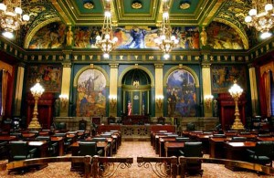 Pennsylvania, State Senate, online poker bill