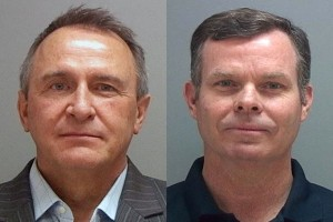 """It's a """"dark day"""" for Utah says Governor Gary R. Herbert about the arrests of two former Utah state attorneys general."""