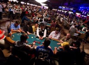 Nevada online poker revenues, May, June, World Series of Poker, WSOP 2014