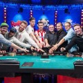 Mark Newhouse is taking part in his second consecutive WSOP November Nine, this time with players representing six nations.