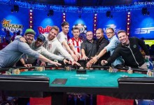 Mark Newhouse Makes History for WSOP ME November Nine