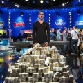 Daniel Colman, Big One for One Drop, World Series of Poker 2014, WSOP, Daniel Negreanu
