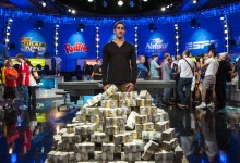 Daniel Colman Sweeps WSOP Big One for One Drop for $15M