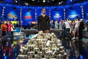 Daniel Colman, Big One for One Drop, World Series of Poker 2014, WSOP, Daniel Negreanu