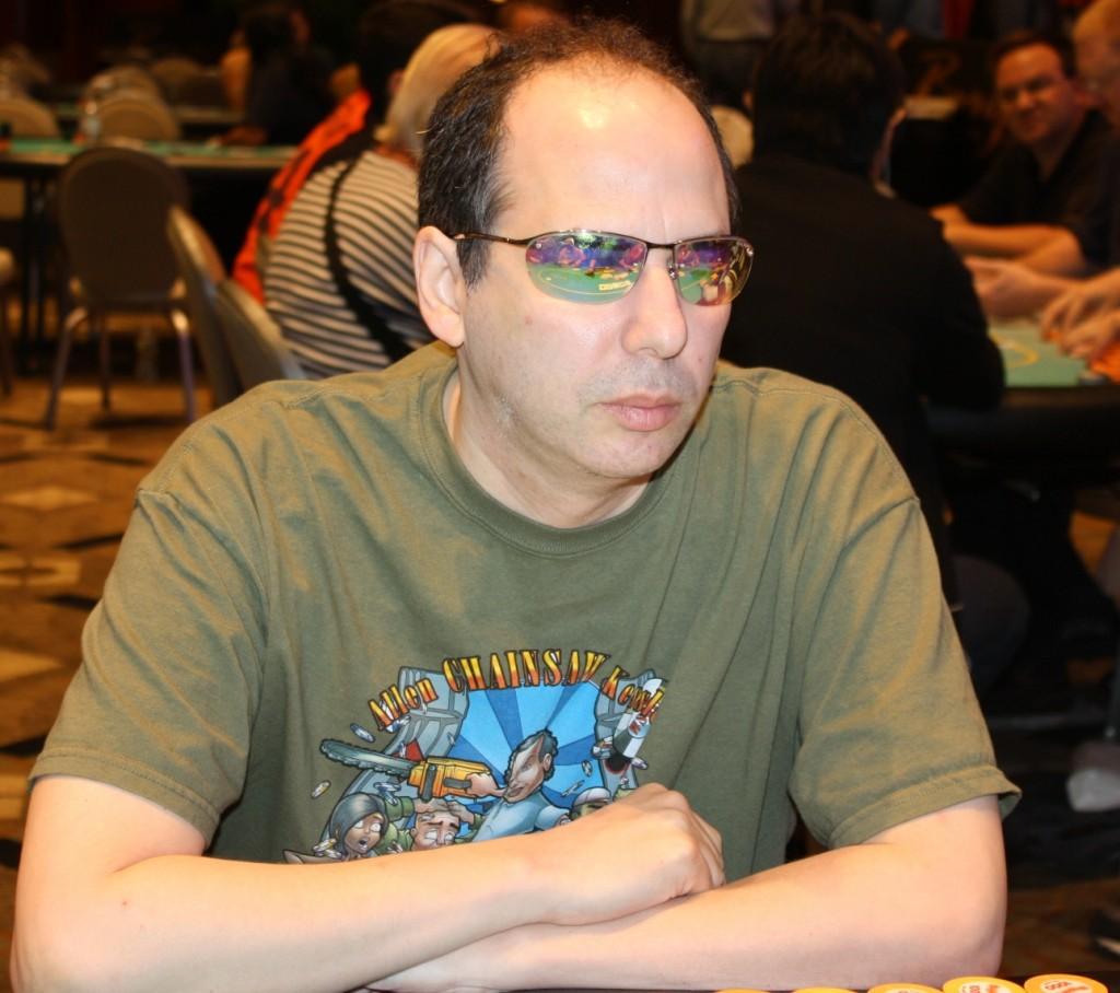 Poker pro Allen Kessler