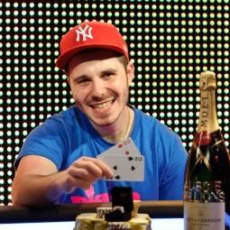 Poker player Dan Smith