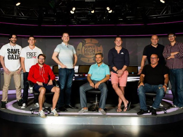 Final table, EPT Super High Roller Barcelona