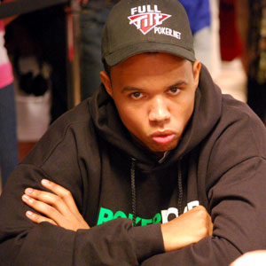Poker player Phil Ivey