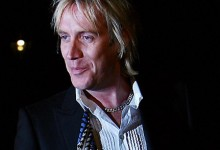 Harry Potter Star Rhys Ifans Plays Charity Poker Event