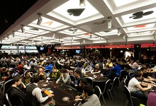 Live Poker Tournaments Breaking Attendance Records