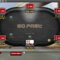 """A """"Go Fast"""" table at the Winamax.fr poker room"""