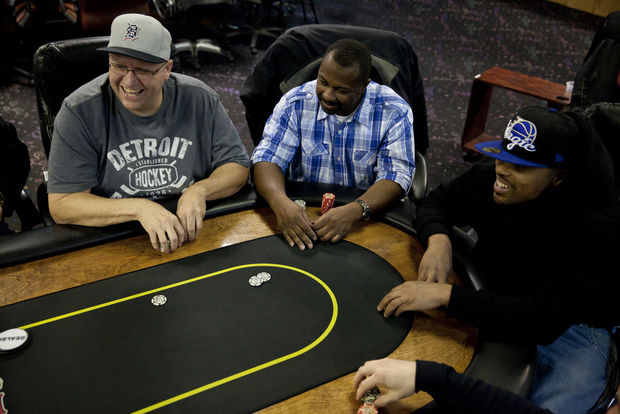 Michigan charity poker events under fire