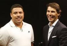 Ronaldo Nazario Challenges Rafael Nadal to PokerStars Duel