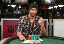 WSOP Player of the Year Down to Shack-Harris, Danzer