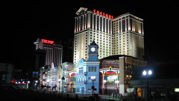 Caesars Entertainment Atlantic City Betfair