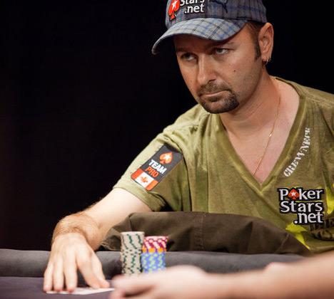 Daniel Negreanu Poker Hall of Fame 2014