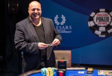 Jeff Lisandro Wins 6th Bracelet at WSOP APAC