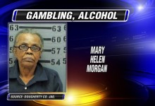 90-Year-Old Georgia Woman Arrested for Illegal Poker Game