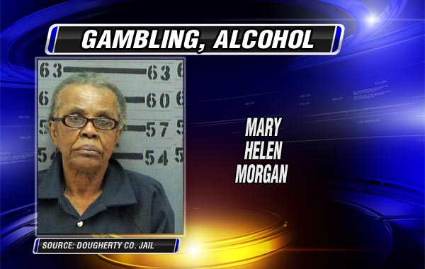 90-yr-old Georgia woman arrested