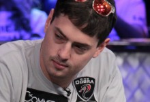 Mark Newhouse Makes His Peace with Back-to-Back WSOP Ninth Place Finishes