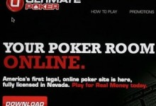 Ultimate Poker Calls it Quits in Nevada for Online Operations