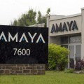 Amaya offices raided Canada