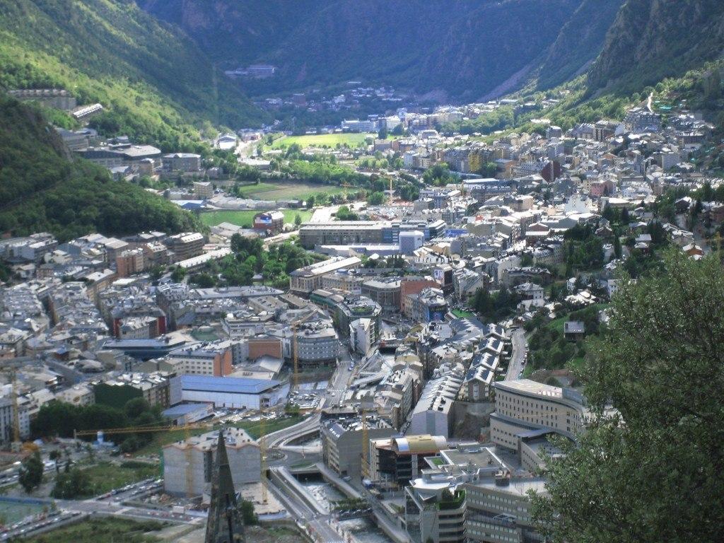 Andorra online poker and casino bill