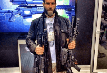 Dan Bilzerian Bad Boy Streak Continues with Bomb Making Arrest