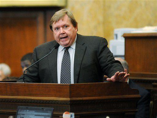 Bobby Moak Mississippi Online Gambling Bill