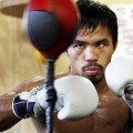 Manny Pacquiao Justin Smith bluff