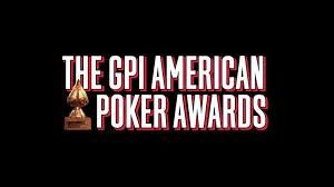 GPI American Poker Awards nominees