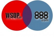 WSOP Online Now Beating Partypoker as Liquidity Sharing with 888.com Takes Hold