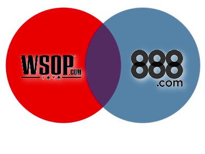 WSOP 888 player sharing New Jersey
