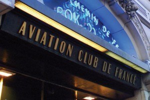 Aviation Club de France closed