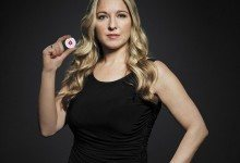 Victoria Coren Mitchell Sweeps the Board at British Poker Awards