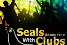 Seals With Clubs Offline for a Week