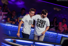 Dan Colman And Olivier Busquet Auction Poker Lesson To Benefit Charity