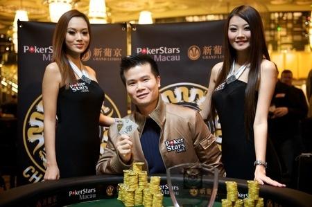 PokerStars Asia