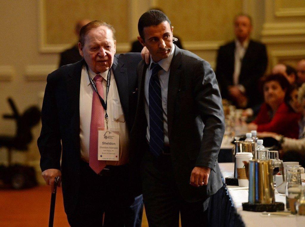 Sheldon Adelson RAWA GOP 2016