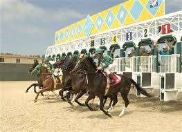 California horse racing Internet poker
