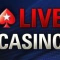 PokerStars live dealer casino games